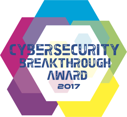 Cybersecurity Breakthrough Award 2017